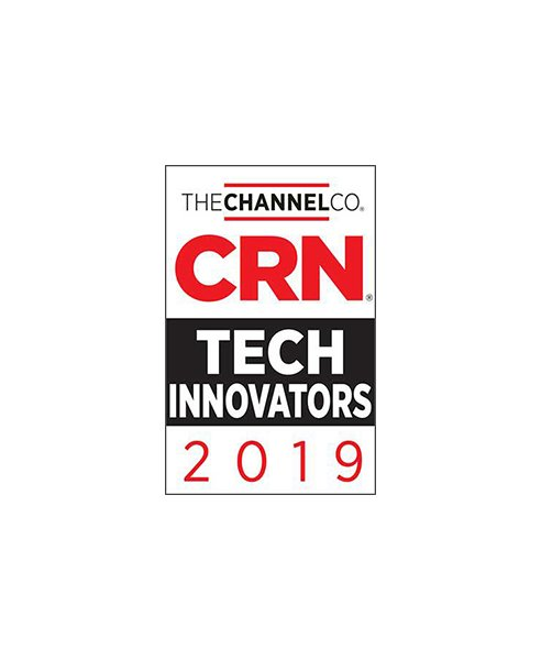 CRN Tech Innovators 2019 Award logo